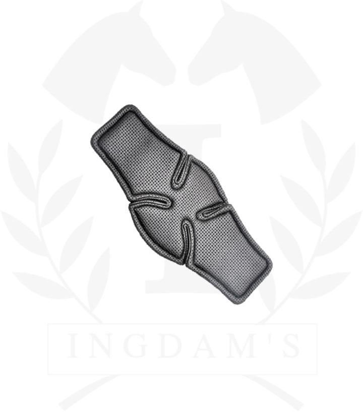 Xpand girth slimline midterstykke elastotex